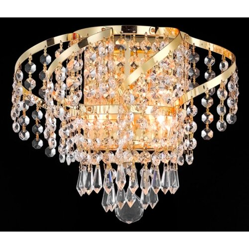 Elegant Lighting Belenus 2 Light Wall Sconce