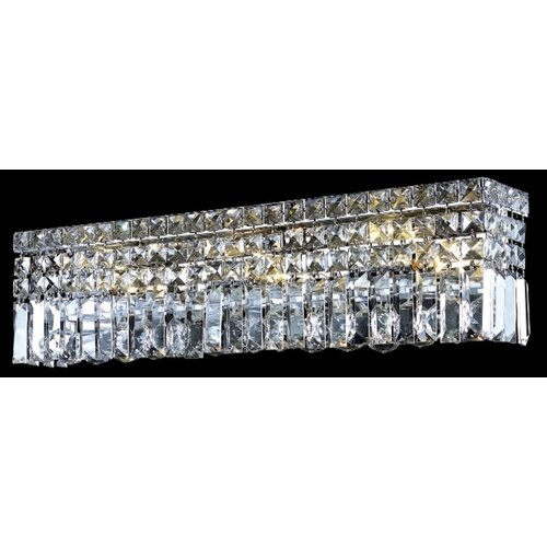 Elegant Lighting Maxim 4 Light Wall Sconce
