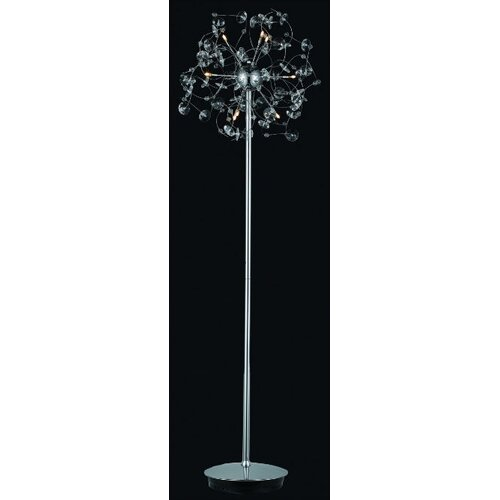 Elegant Lighting Iris 9 Light Floor Lamp