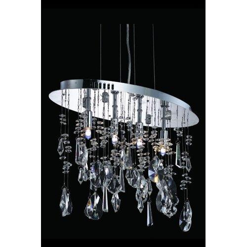 Elegant Lighting Mirage 4 Light Pendant
