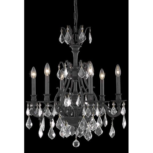 Monarch 6 Light Chandelier