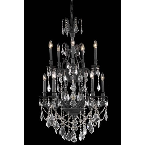 Monarch 10 Light Chandelier