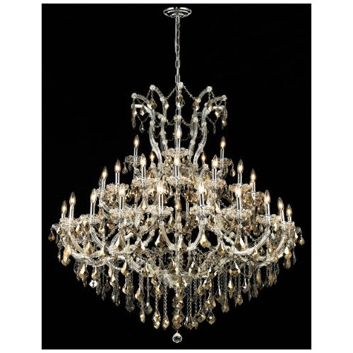 Elegant Lighting Maria Theresa 41 Light  Chandelier