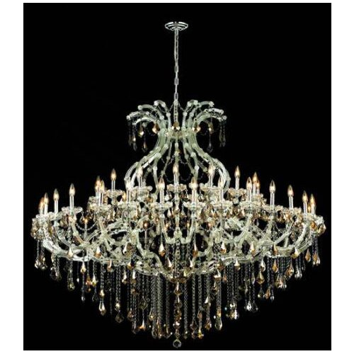 Maria Theresa 49 Light Chandelier with Chain