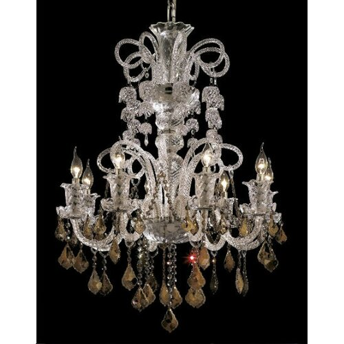 Elizabeth 8 Light Chandelier