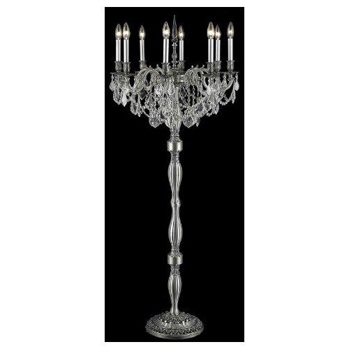 Elegant Lighting Rosalia 8 Light Chandelier