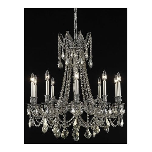 Rosalia 10 Light Chandelier