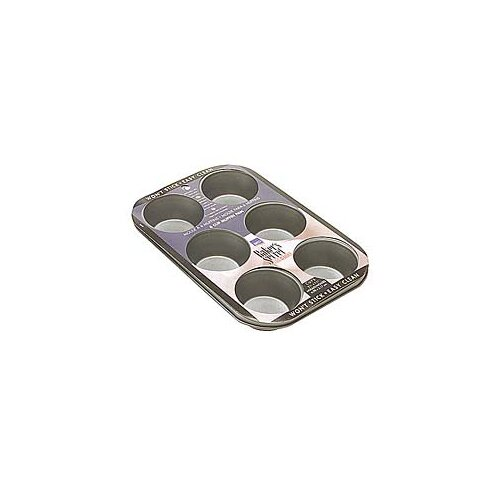 6 Cup Texas Size Muffin Pan