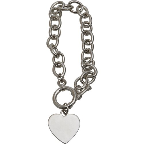 The Premium Connection Toggle Heart Link Bracelet