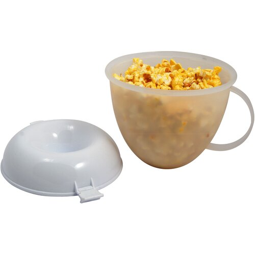 The Premium Connection KitchenWorthy Microwave Popcorn Popper