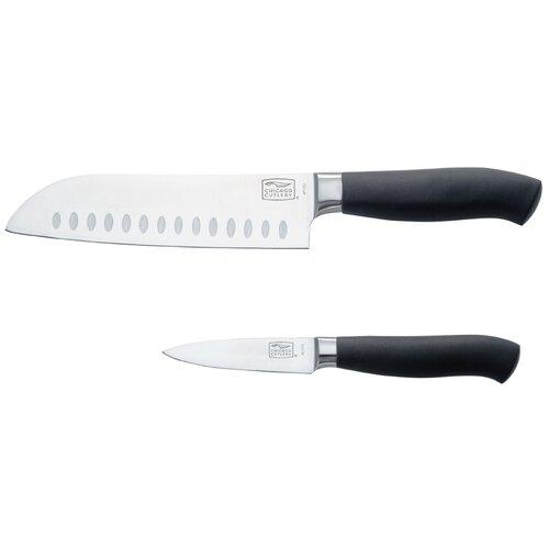 Kinzie™ 2 Piece Santoku and Parer Knife Set