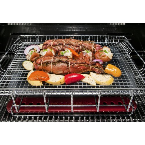 EcoQue The Rack Barbecue Wire Grill Rack/Roaster