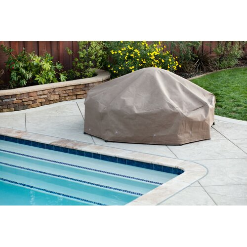 Patio Chat Table and Chair Set Cover