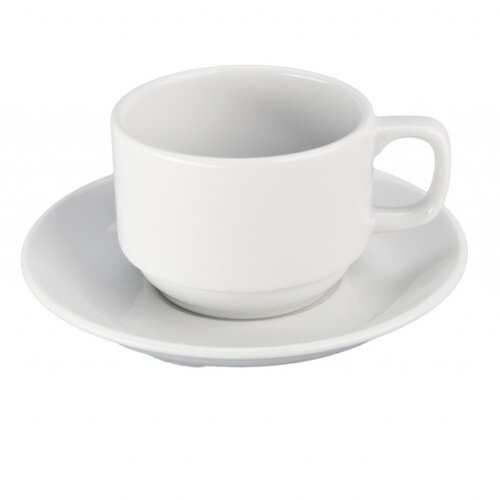 BIA Cordon Bleu Bistro 7 oz. Cup and Saucer