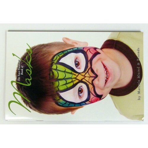 SnazarooUSA How To Face Paint Book, Masks