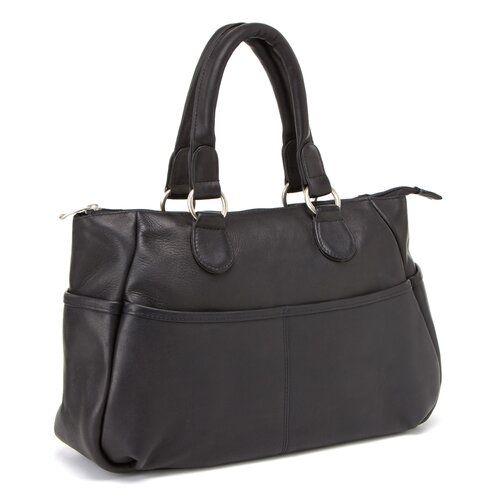 Le Donne Leather Tote Bag