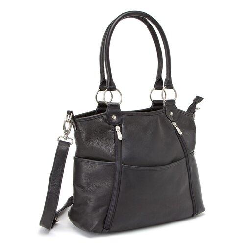 Le Donne Leather Nevington Convertible Tote Bag