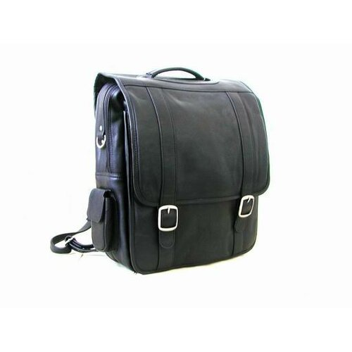 Le Donne Leather Convertible Leather Laptop Briefcase