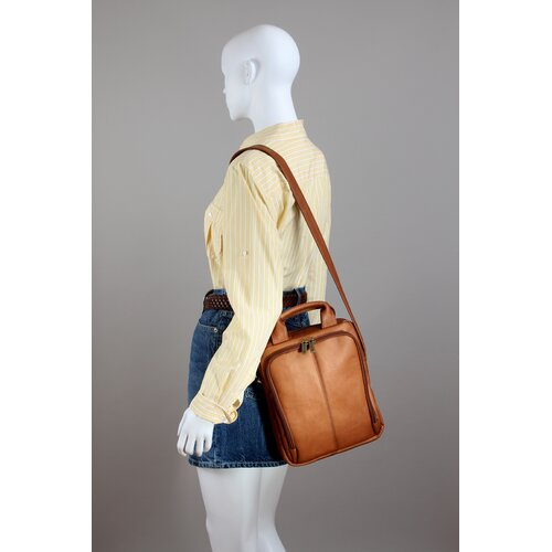 Le Donne Leather Day Satchel Bag