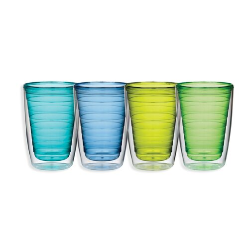 Cool Insulated Tumbler (Set of 4)