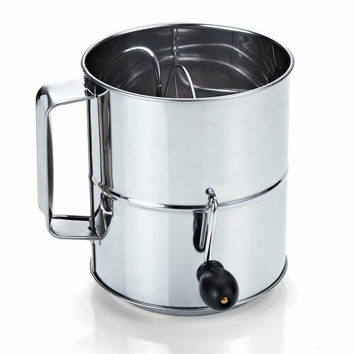 Cook N Home 8 Cup Flour Sifter