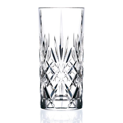 Melodia RCR Crystal Highball Glass (Set of 6)