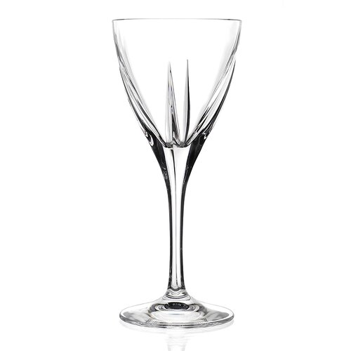 Lorren Home Trends Fusion RCR Crystal Water Glass