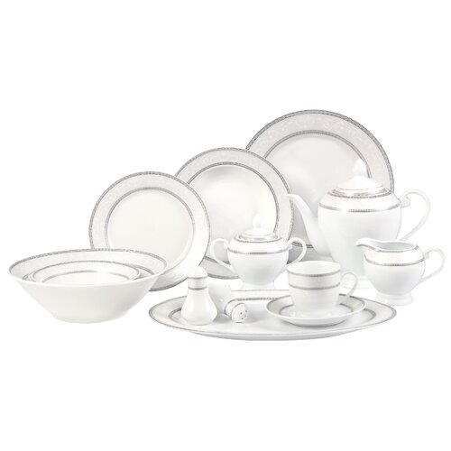Casa Lorren Sirena 57 Piece Dinnerware Set