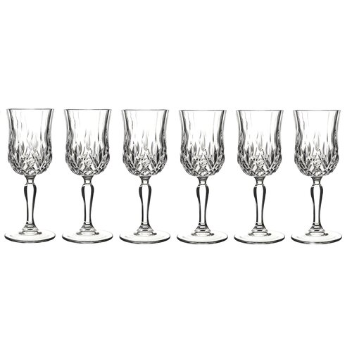 Lorren Home Trends RCR Opera Crystal Water Glass