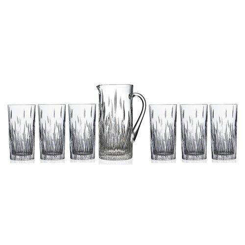 Lorren Home Trends RCR Fire Ice Tea/Beverage Glass