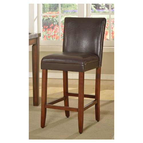 "Kinfine 29"" Bar Stool with Cushion"