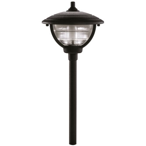 Landscape lighting posts