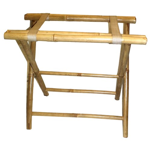 Bamboo54 Luggage Rack