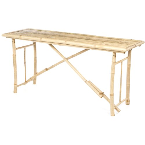 Bamboo54 Long Bamboo Table