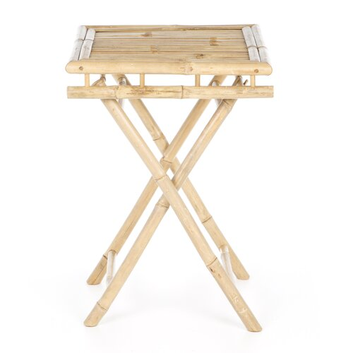 Bamboo54 Short Bamboo Table