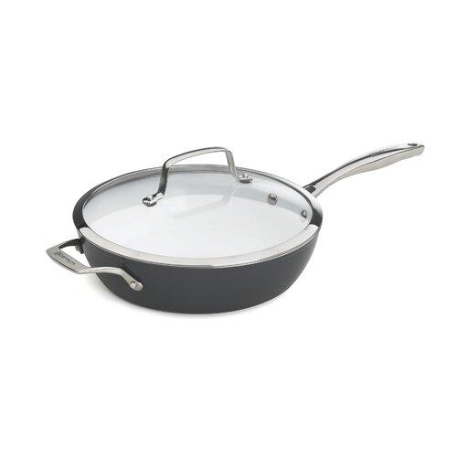 Bialetti Aeternum Saute Pan With Lid Amp Reviews Wayfair