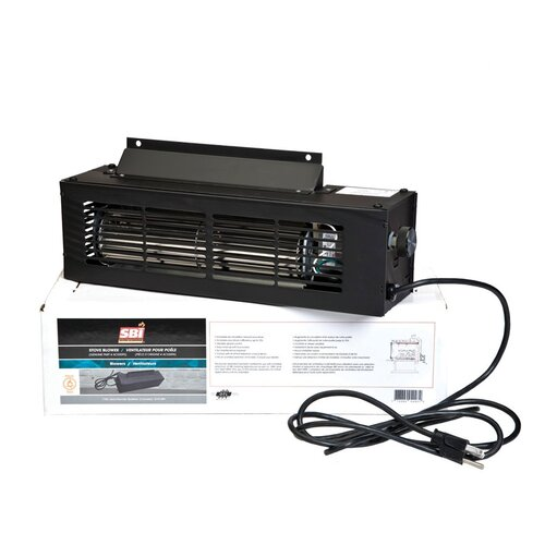 Ultra-Quiet 130 CFM Blower with Variable Speed Control