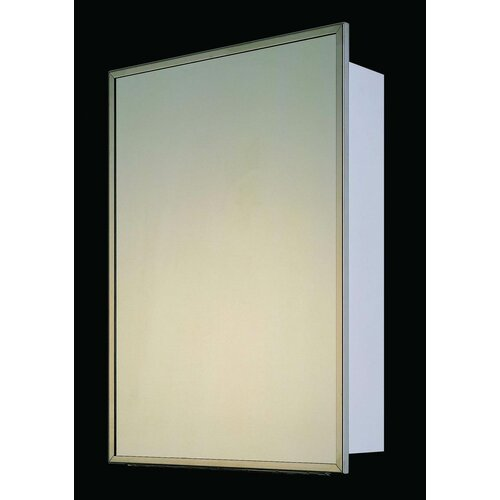 Ketcham Medicine Cabinets Deluxe Series 24 X 30 Recessed Medicine Cabinet Reviews Wayfair
