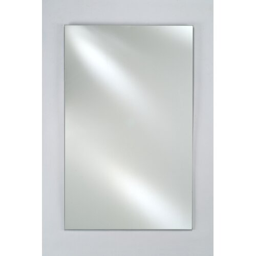 Signature Frameless Plain Wall Mirror
