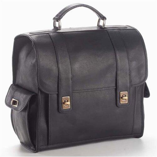 Clava Leather Vachetta Turnlock Backpack
