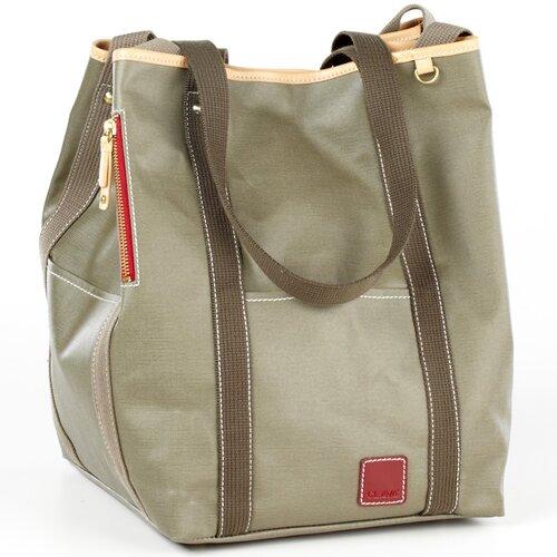 Clava Leather Carina Two Face Tote Bag