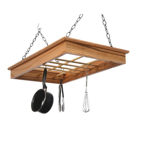Hanging Pot and Pan Rack