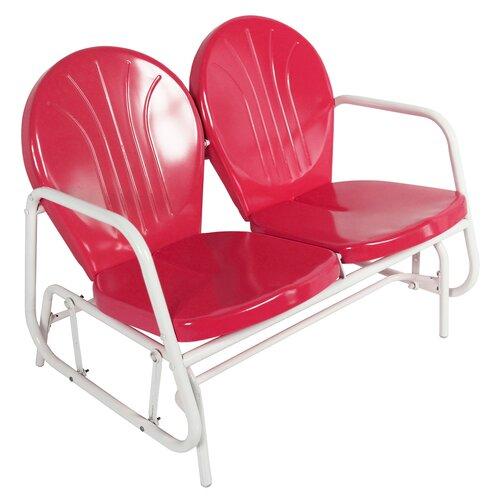 Retro Glider Chair