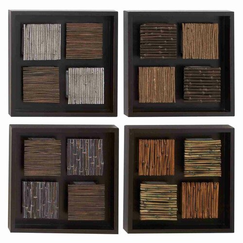 UMA Enterprises Toscana Framed Wall Décor Set