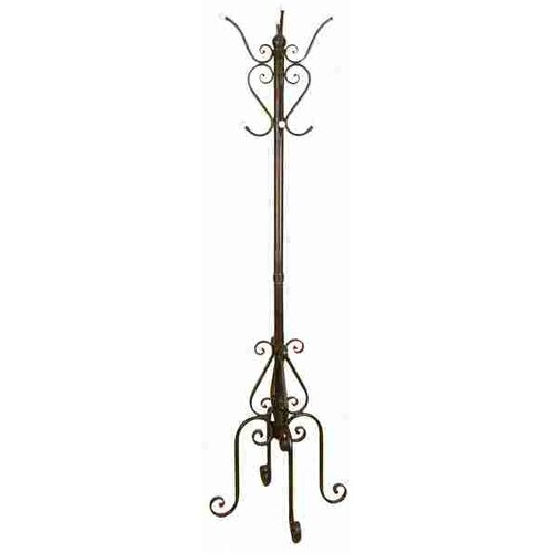 Metro Metal Coat Rack