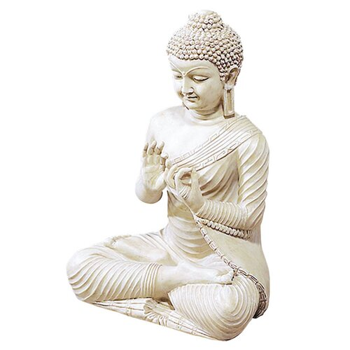UMA Enterprises Urban Trends Influencing Buddha Figurine