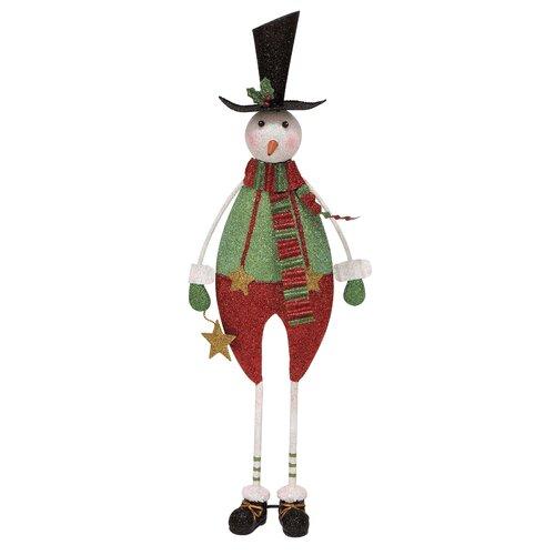 UMA Enterprises Christmas Snowman Figurine