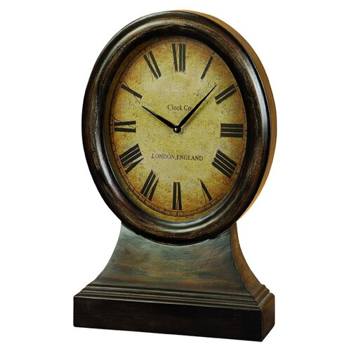 Urban Trends Table Clock