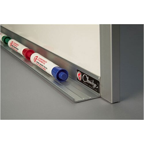 Claridge Products TrimLine Series 4' x 6' Whiteboard