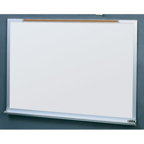 Claridge Products Series 1300 Factory-Built 4' x 5' Whiteboard
